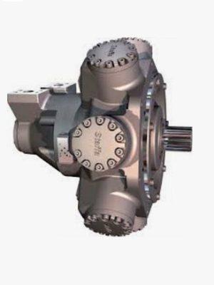 هیدروموتور پیستونی استافا HMBO-10