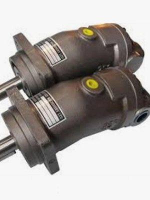 پمپ هیدرولیک پیستونی محوری لیتراژ ثابت